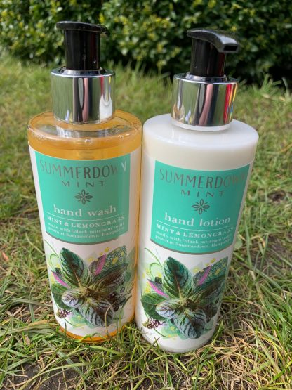 summerdown lotion pack